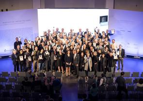 Best of Best beim Iconic Architecture Award 2018