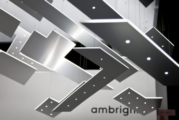 Ambright bei der Light+Building 2018